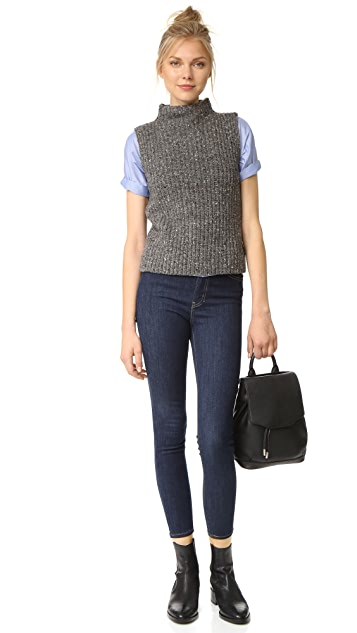 Madewell Donegal Madison Sleeveless Pullover
