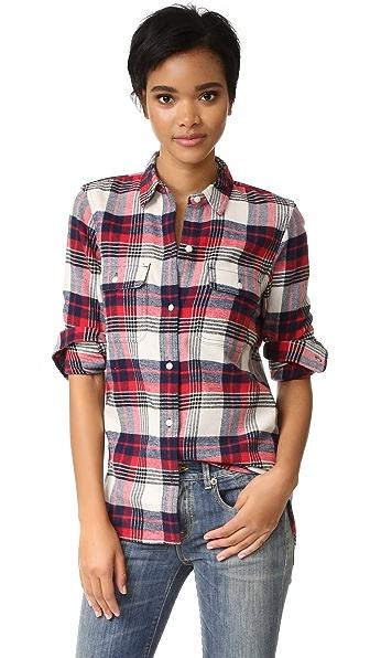 Madewell Ex BF Shirt