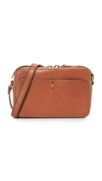 Madewell Camera Cross Body Bag