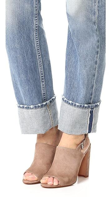 Madewell Irene Covered Sandals