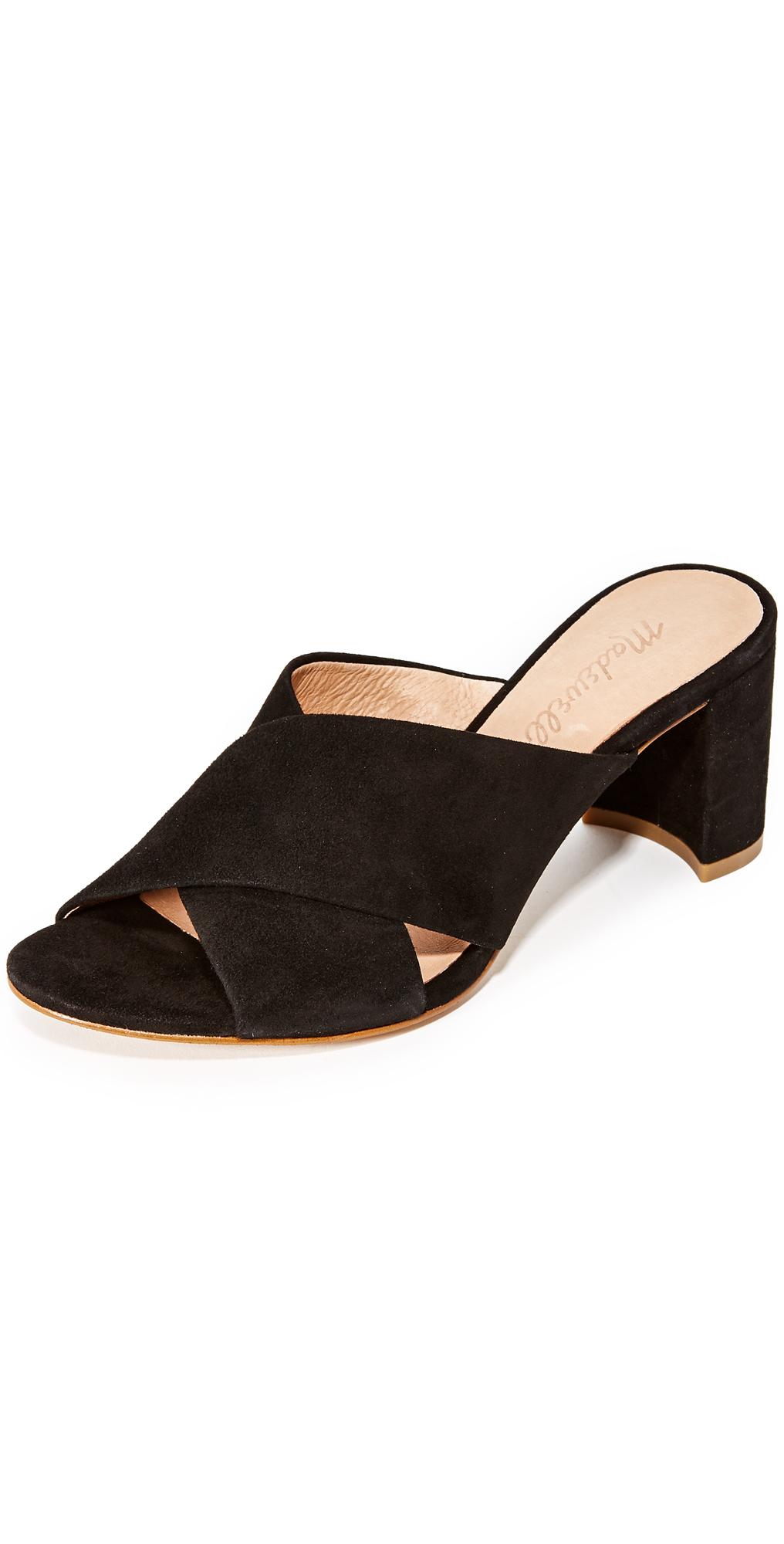 Greer Mule Sandals Madewell