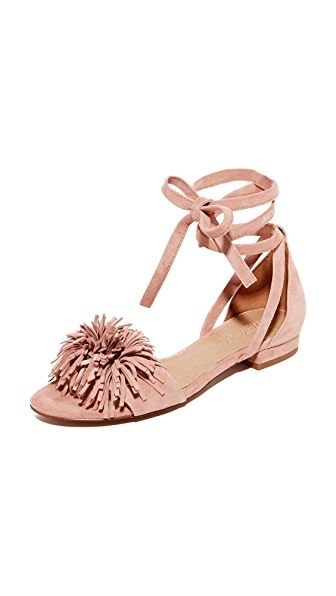 Madewell Kaia Ankle Wrap Sandals