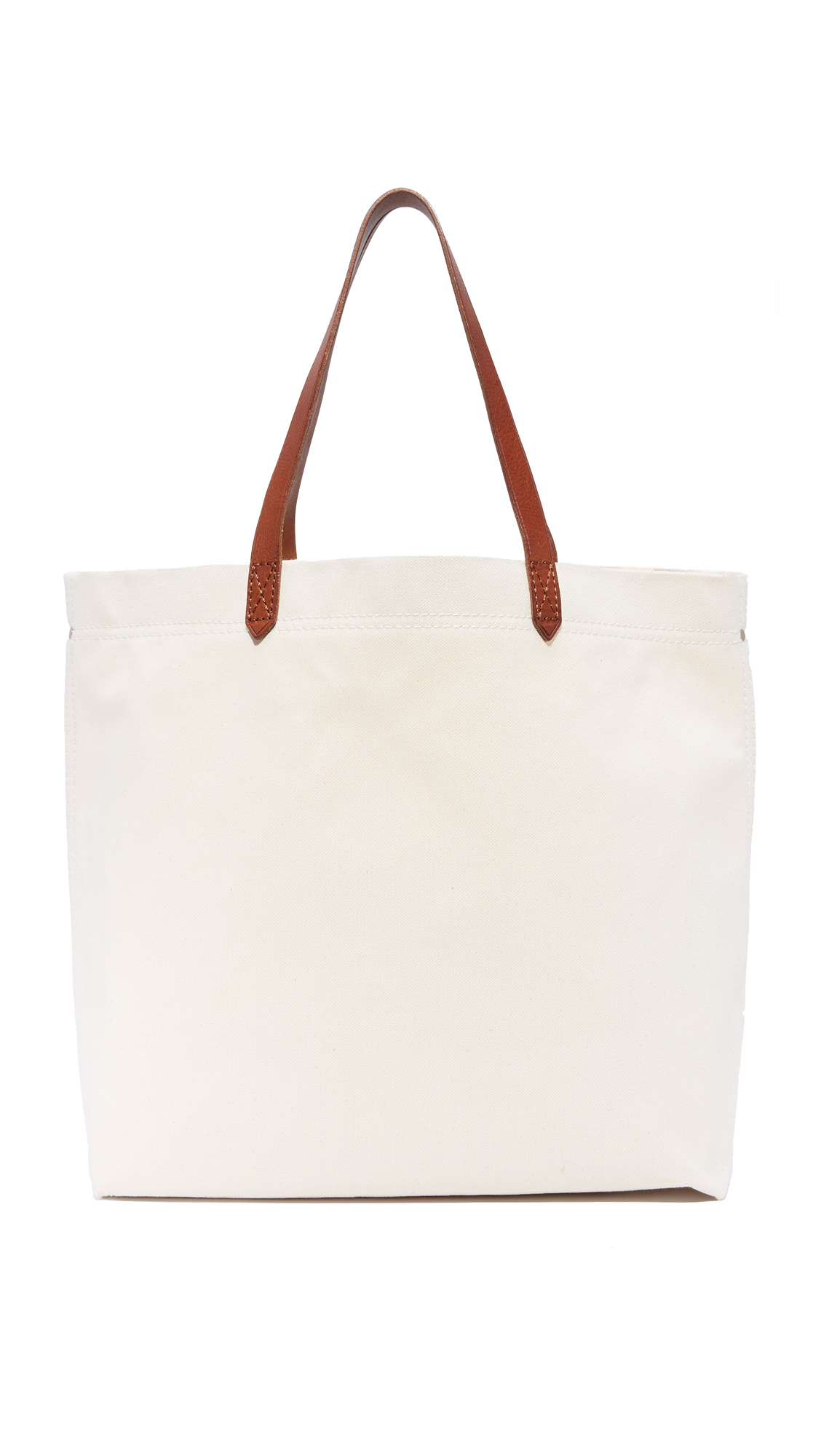 1ee9b9170a8 Madewell Canvas Transport Tote