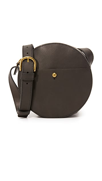 Madewell Circle Cross Body Bag