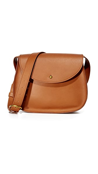 Madewell Vachetta Saddle Bag