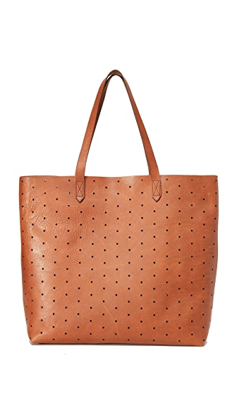 Madewell Perforated Transport Tote
