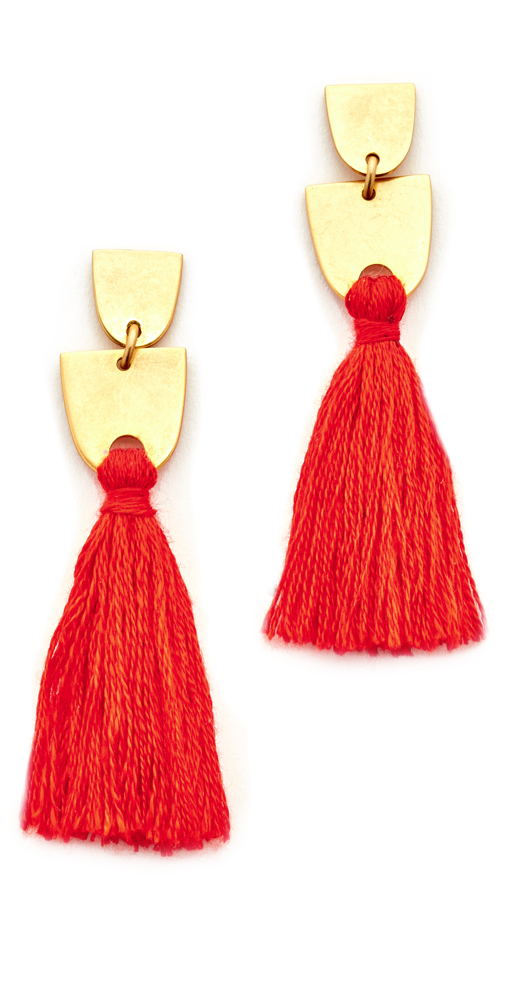 Tassel Earrings Madewell