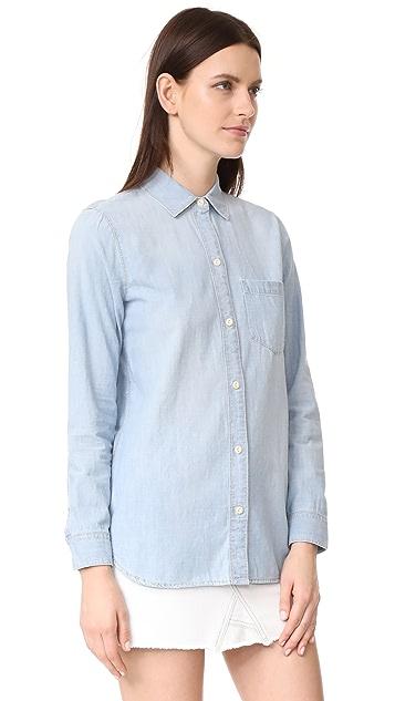 Madewell Ex Boyfriend Shirt
