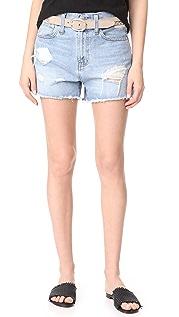 Madewell Perfect Jean 短裤