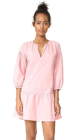 Madewell Long Sleeve Tunic Dress | SHOPBOP