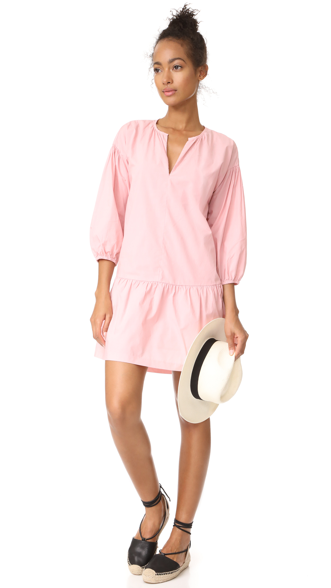 15879ac5aa1 Madewell Long Sleeve Tunic Dress | SHOPBOP