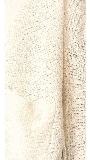 Madewell Skipper Cardigan Sweater