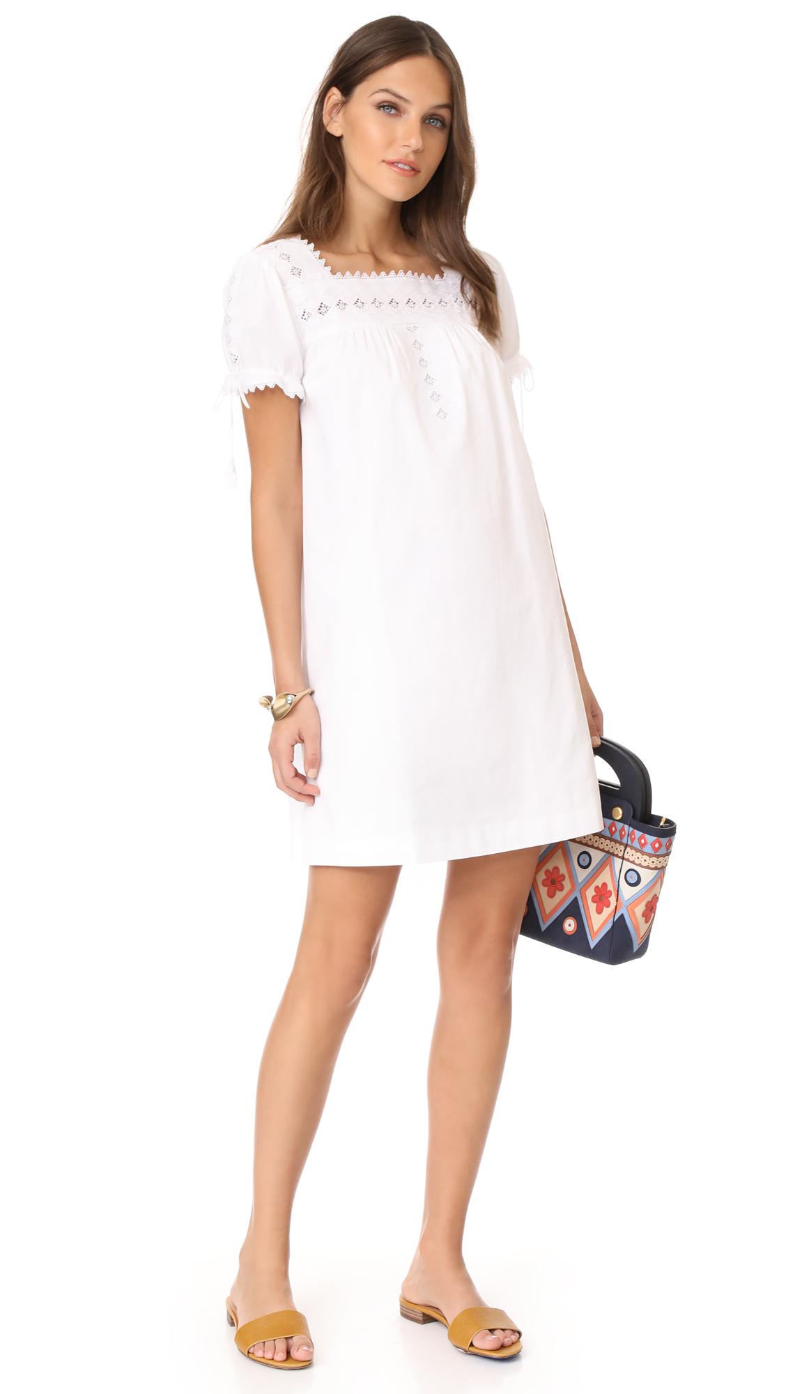 076c8e2d225a Madewell Eyelet Shift Dress | SHOPBOP
