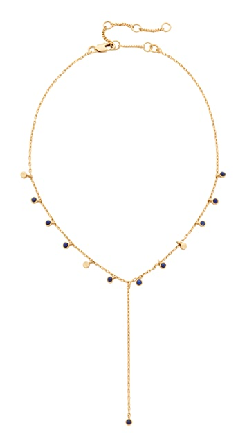 Madewell Delicate Choker Layer Necklace