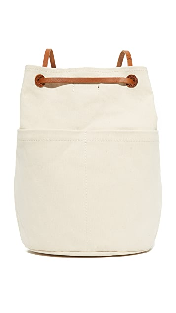 Madewell Canvas Rucksack