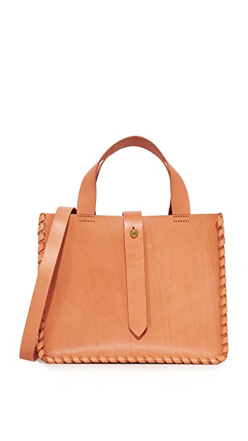 Madewell Whipstitch Medium Tote