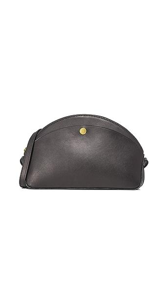 Фото Madewell Миниатюрная сумка в форме полумесяца. Купить с доставкой