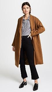 Madewell Atlas Cocoon Coat