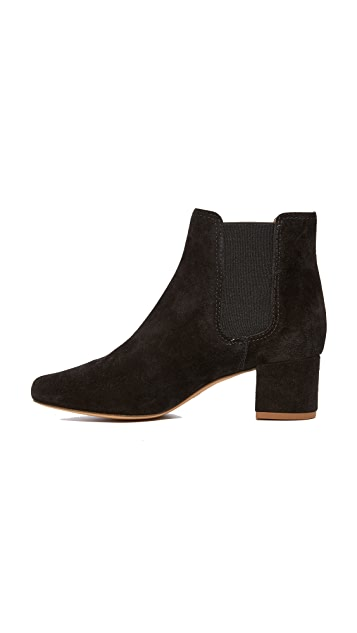 Madewell Walker Chelsea Boots