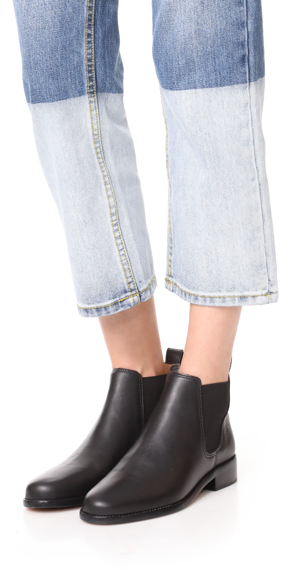 Madewell Ainsley Chelsea Boots   SHOPBOP