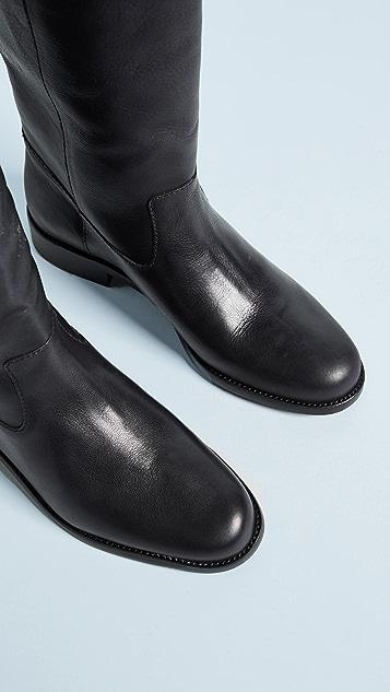 Madewell Allie Knee High Boots