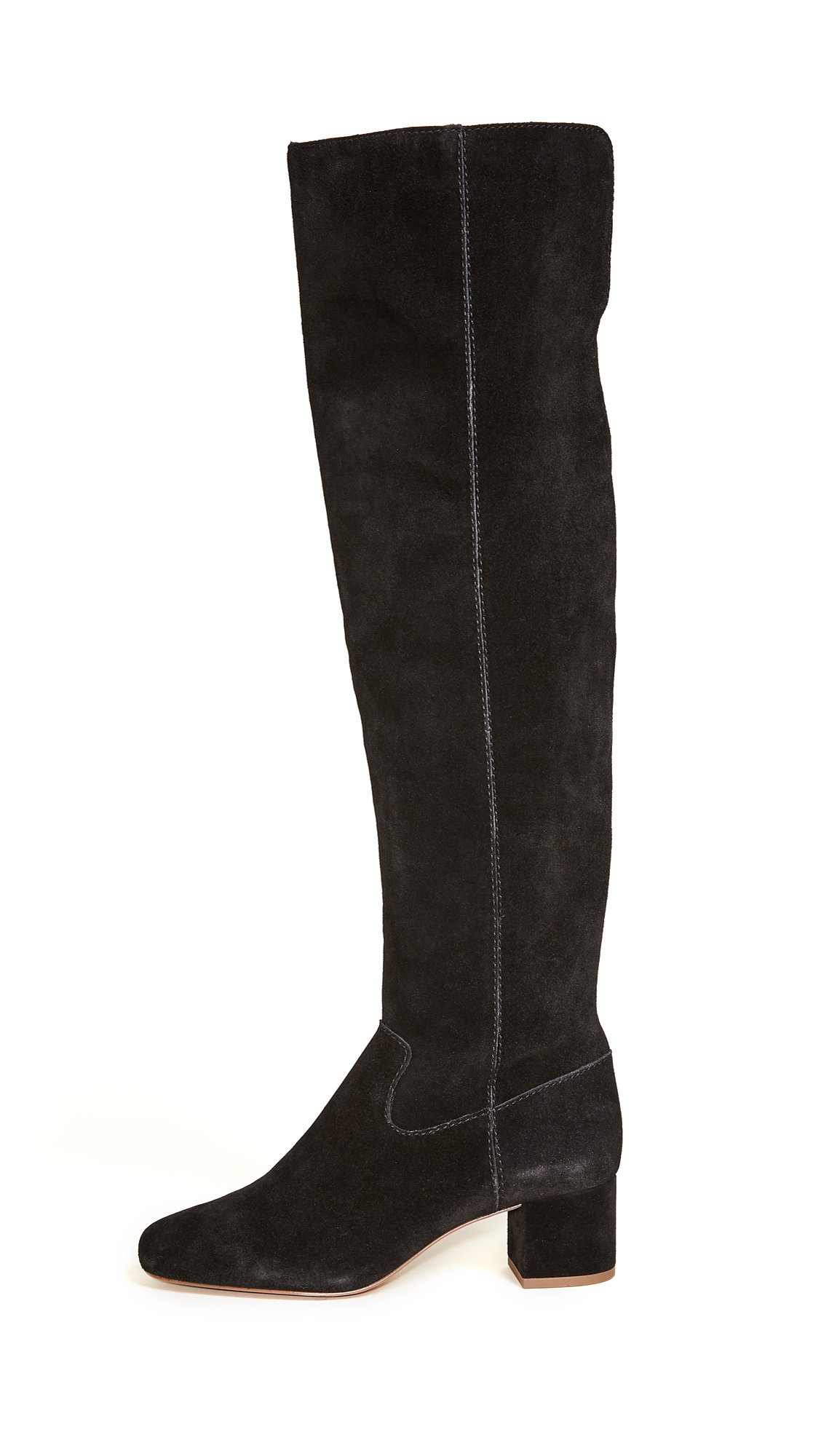 Madewell Walker Boots - True Black