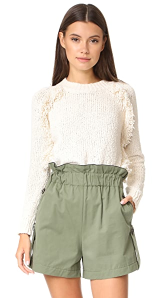 Madewell Loopy Ragan Pullover