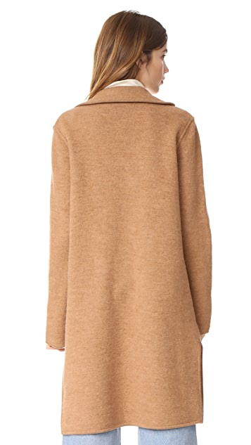 Madewell Camden Sweater Coat