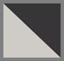 пестрый серый/угольный