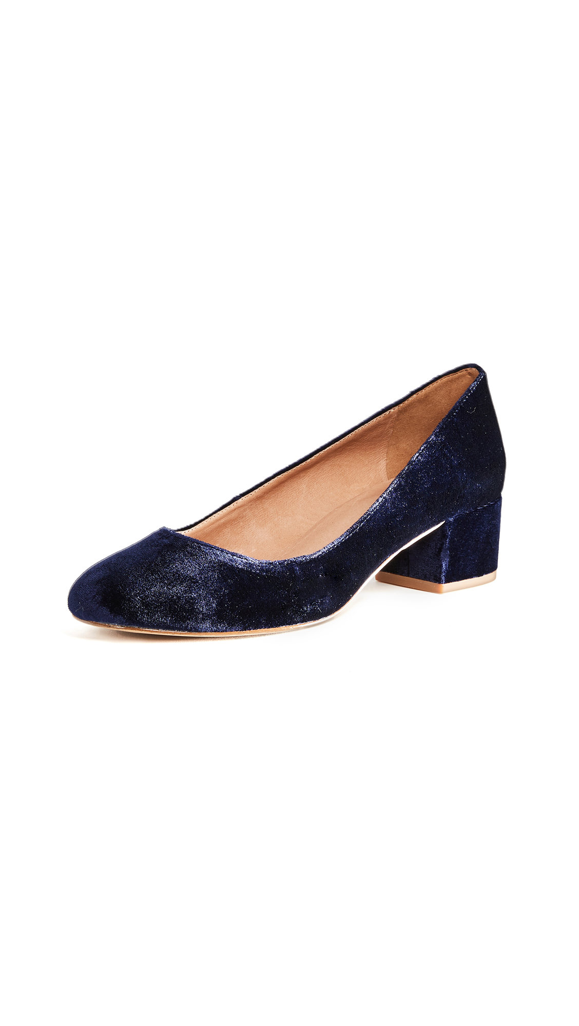 Madewell Ella Pumps - Night Vision