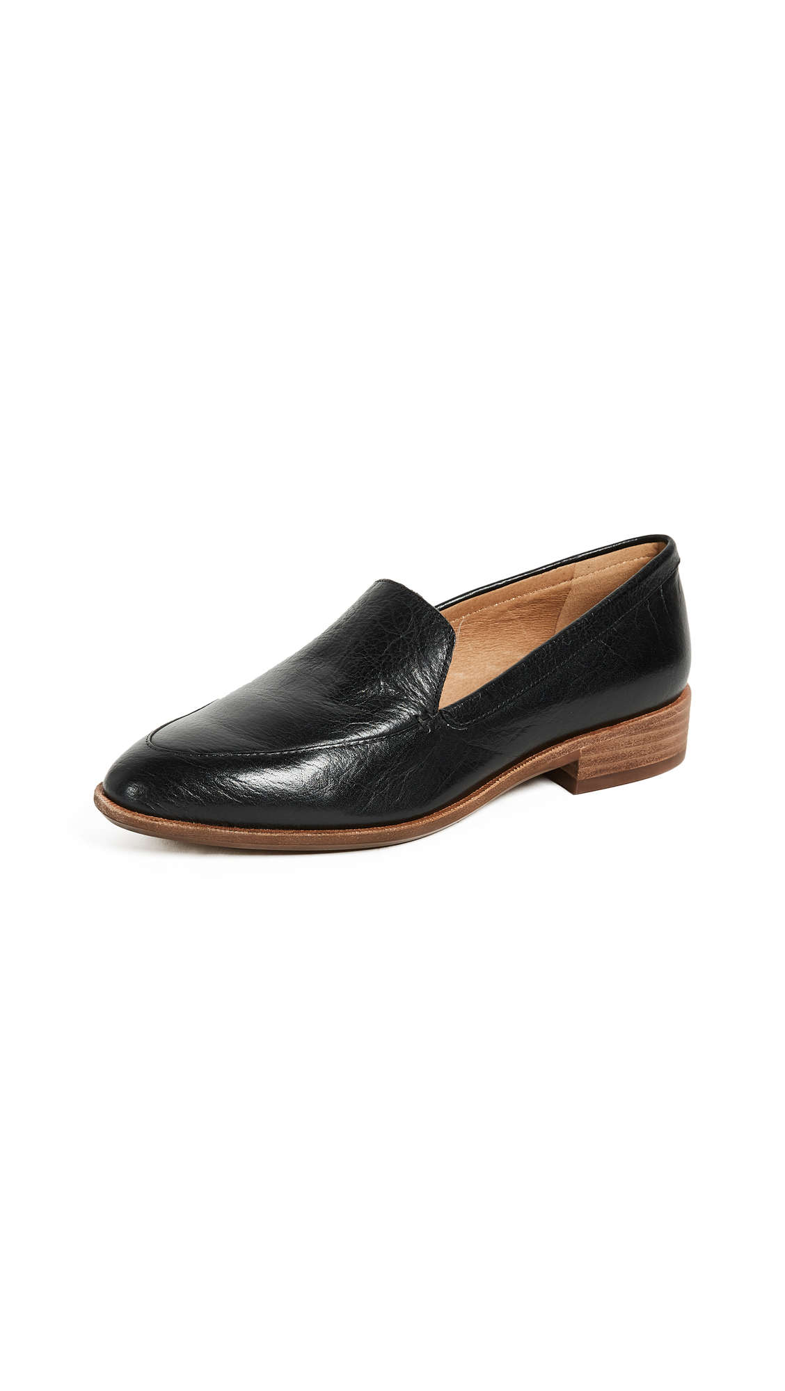 Madewell Perin Loafers - True Black
