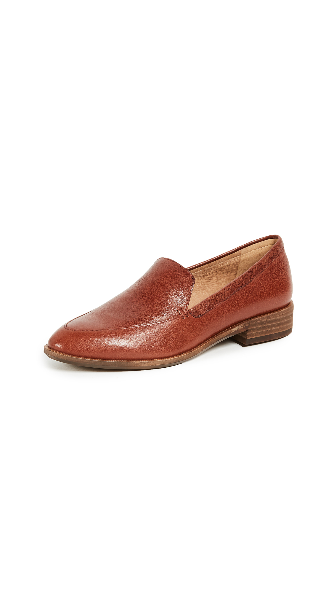 Madewell Perin Loafers - Canterbury Red