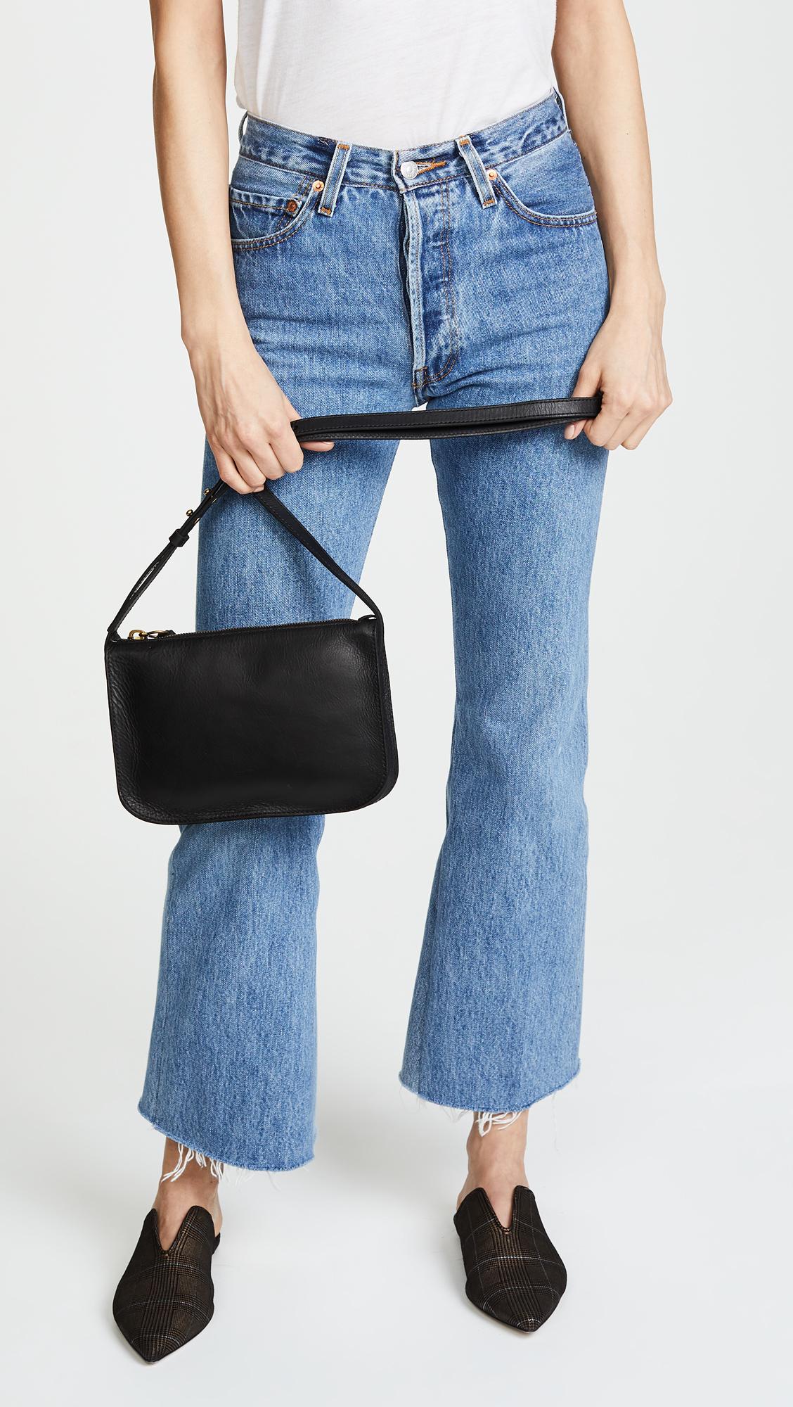0d35155d70f4 Madewell Simple Pouch Cross Body Bag