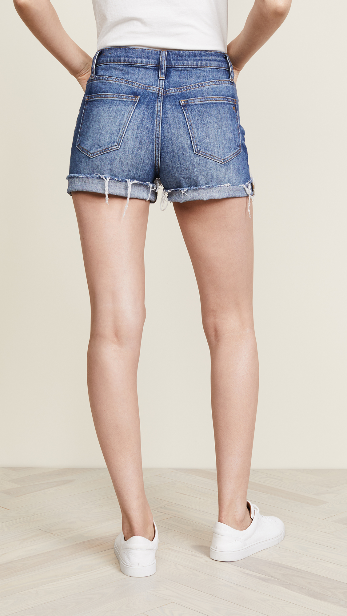 440749b221a Madewell High Rise Boy Shorts
