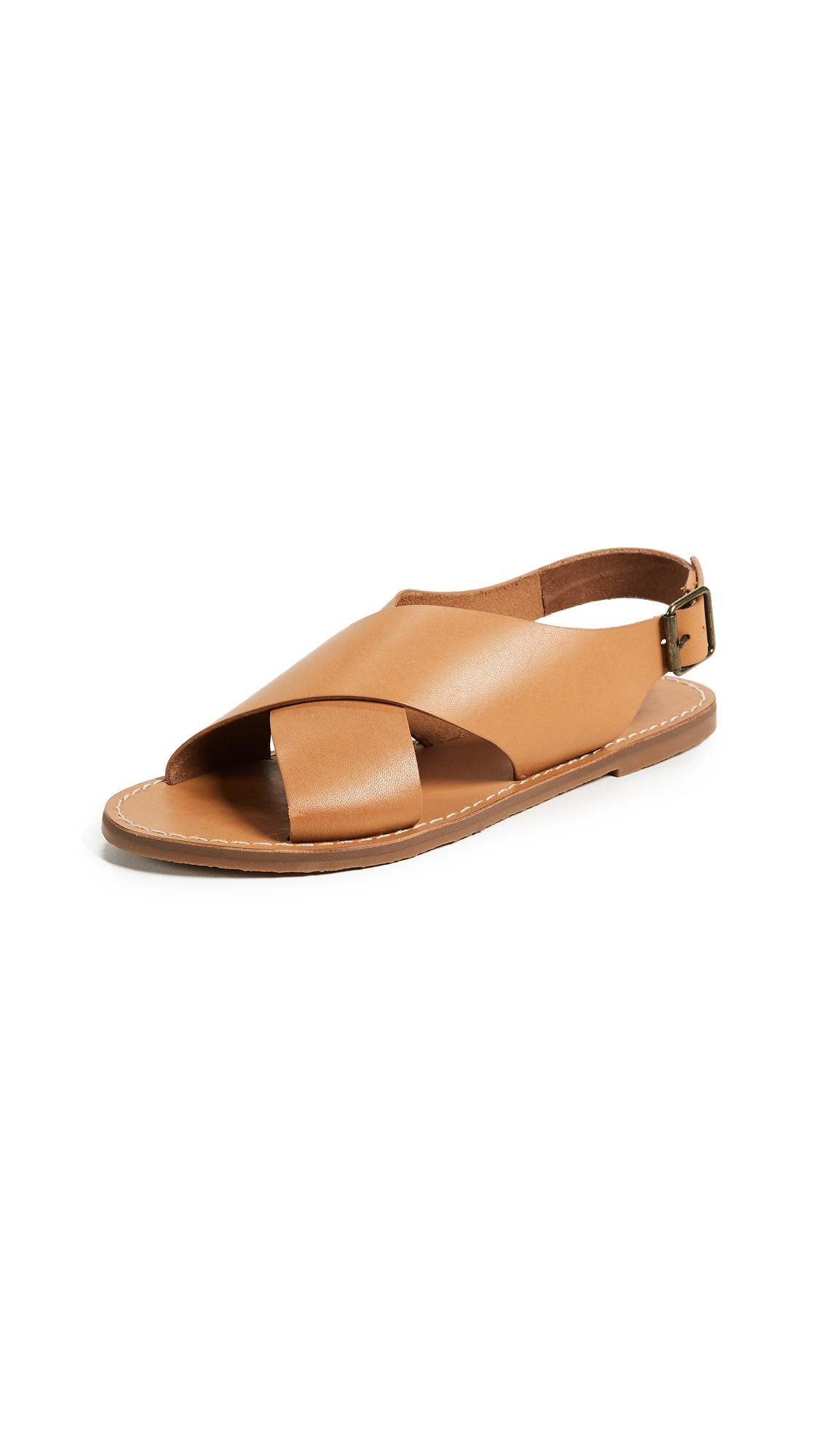 Madewell Reka Crisscross Outstock Sandals