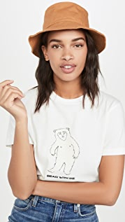 Madewell Short-Brimmed Canvas Bucket Hat