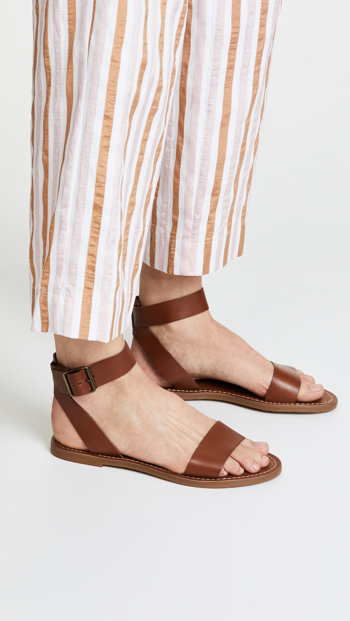 095c7842ef78 Madewell The Boardwalk Ankle-Strap Sandals