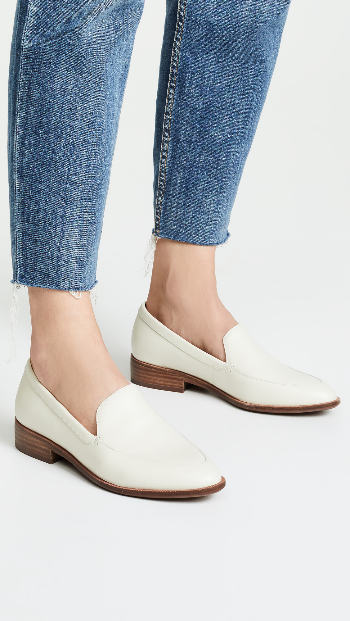 bd4948a2563 Madewell The Frances Loafers