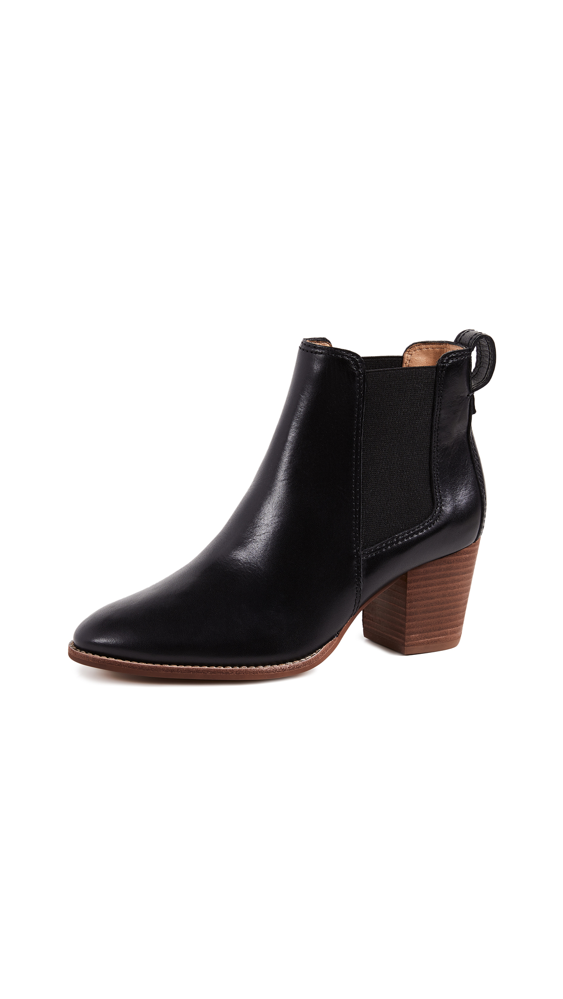 Madewell The Regan Boots - True Black