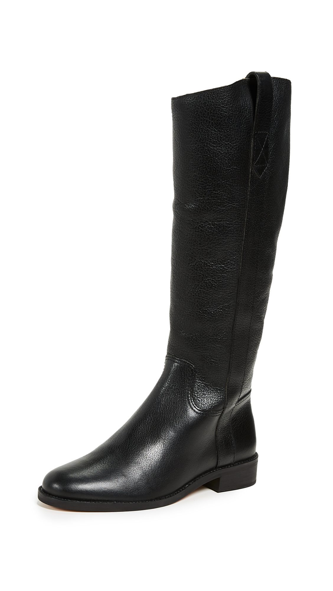 Madewell Penny Tall Boots - Black