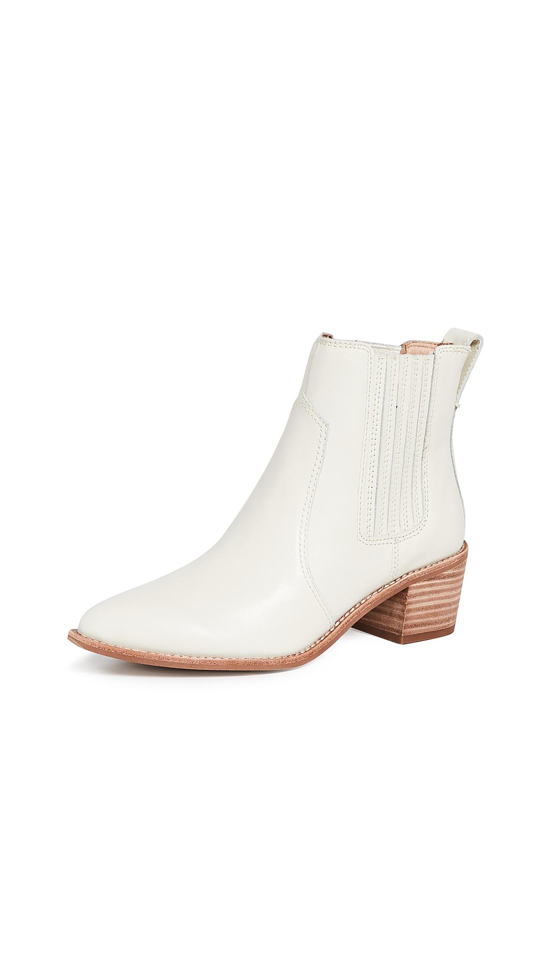 Madewell Ramsey Chelsea Boots