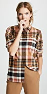 Madewell Ex 经典男孩风衬衣