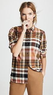 Madewell Классическая рубашка Ex Boyfriend