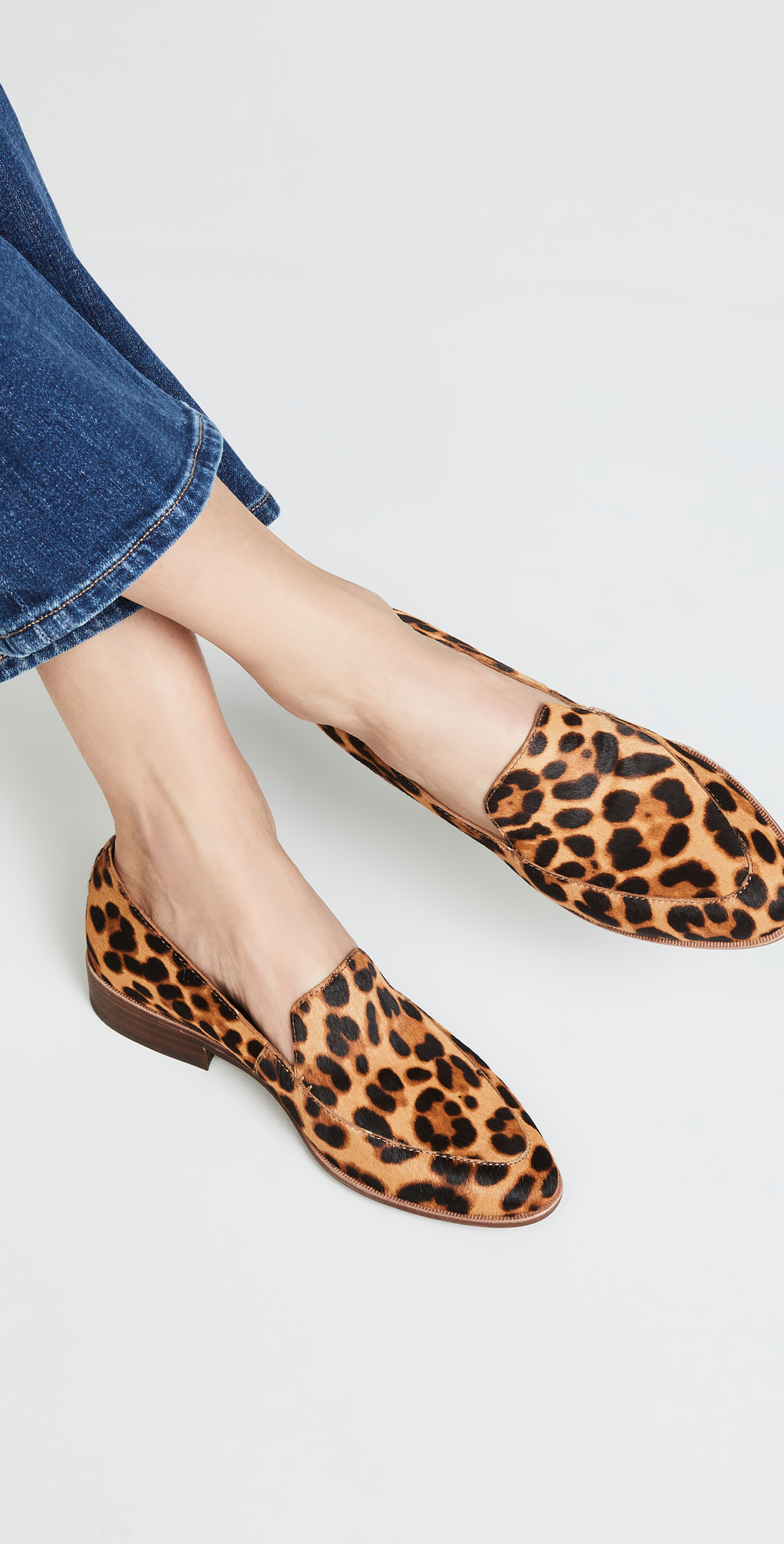 63e68f66a22 Madewell Frances Leopard Loafers