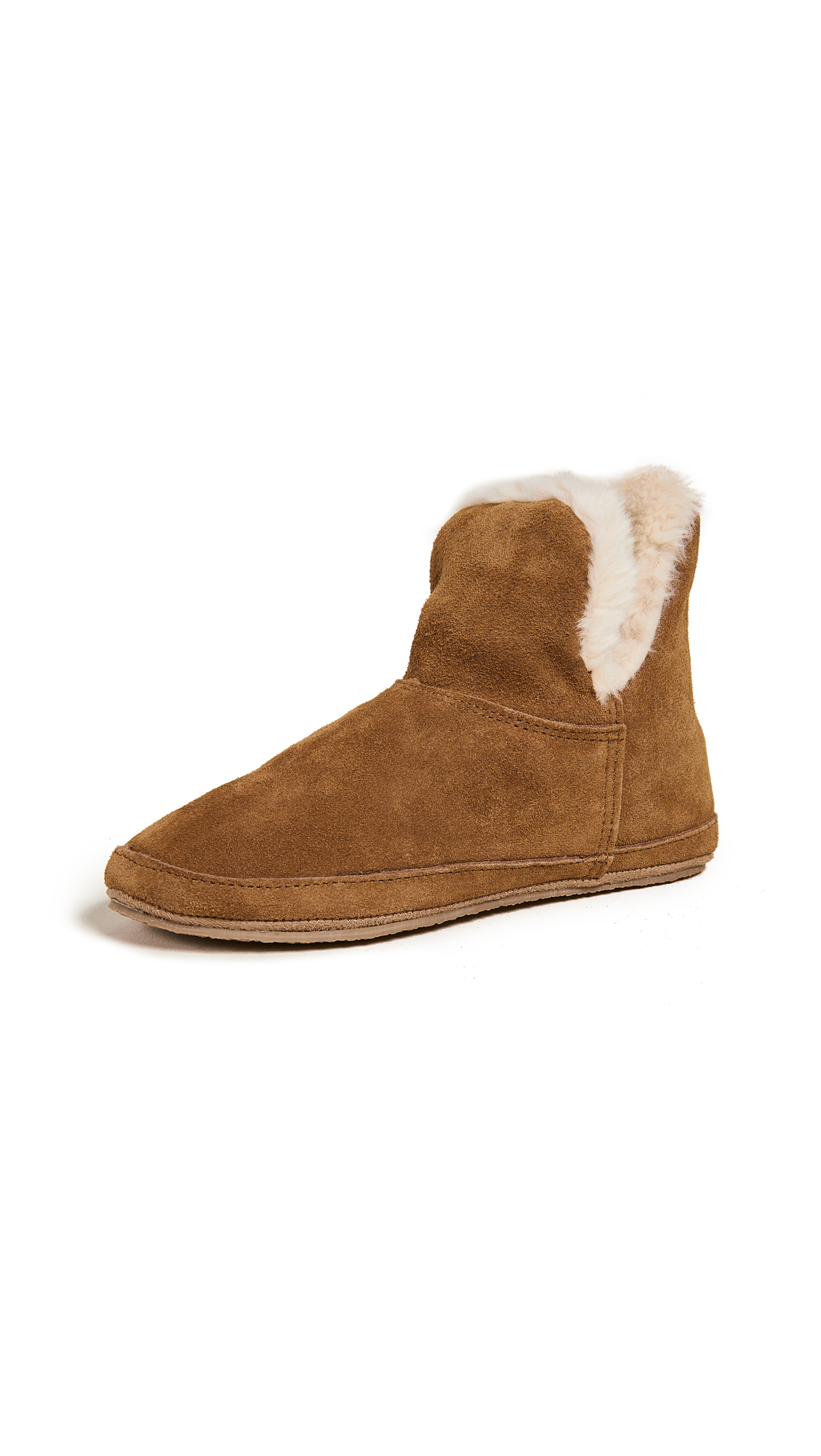 Madewell Bootie Slippers - Timber Beam