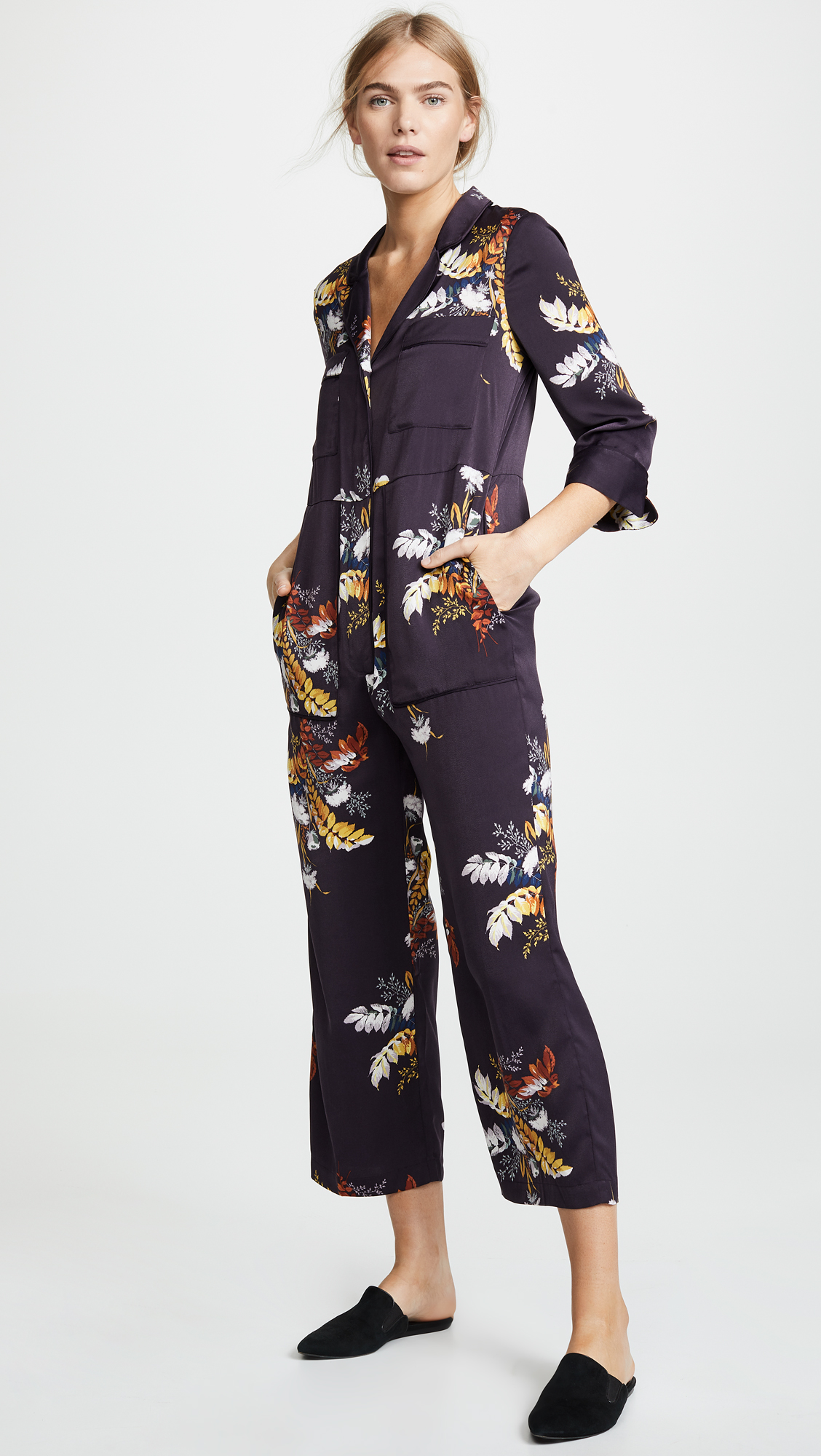 183b9c1325a3 Madewell Pajama Jumpsuit