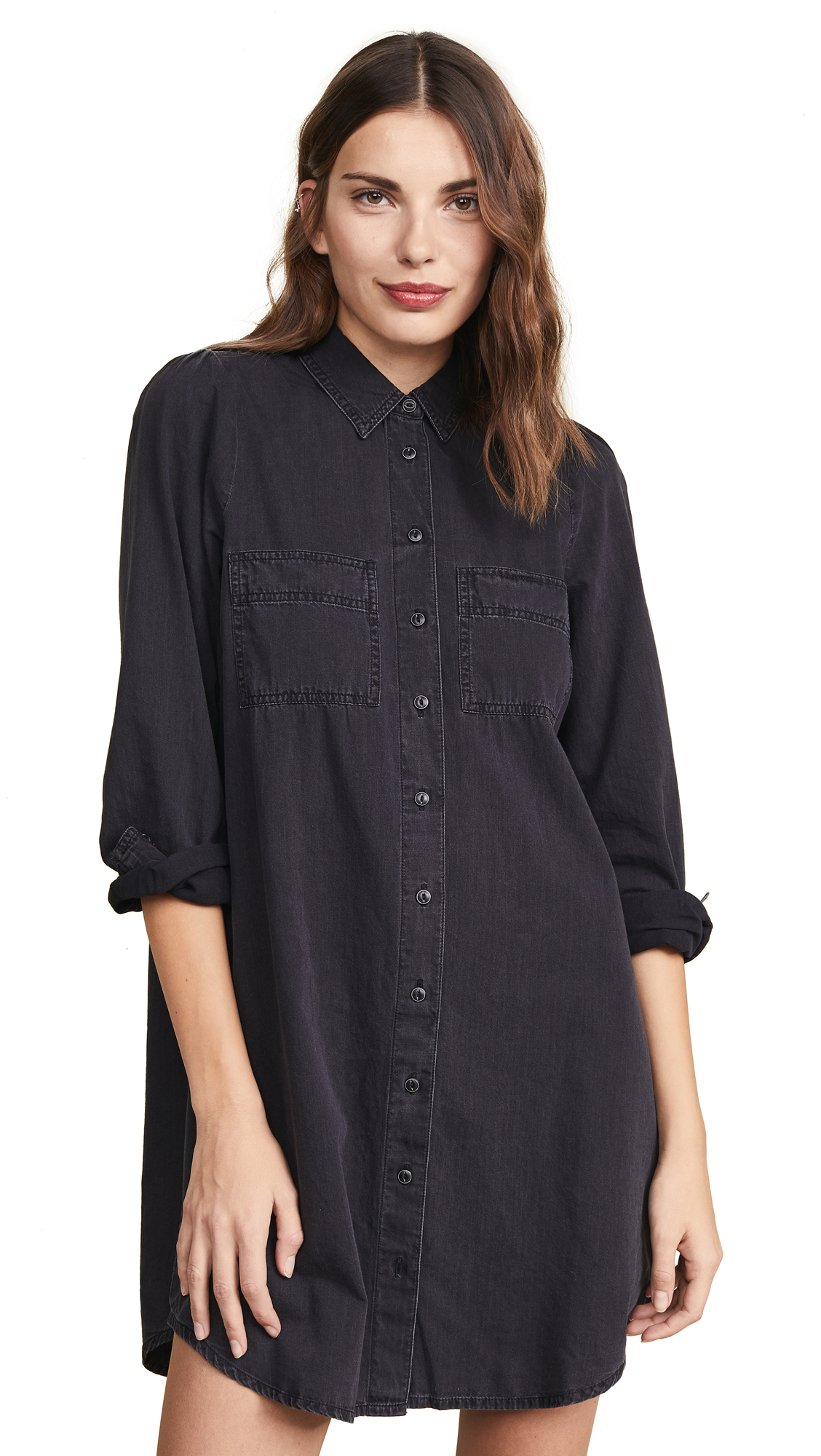 Madewell Denim Shirtdress - Kelsey Wash