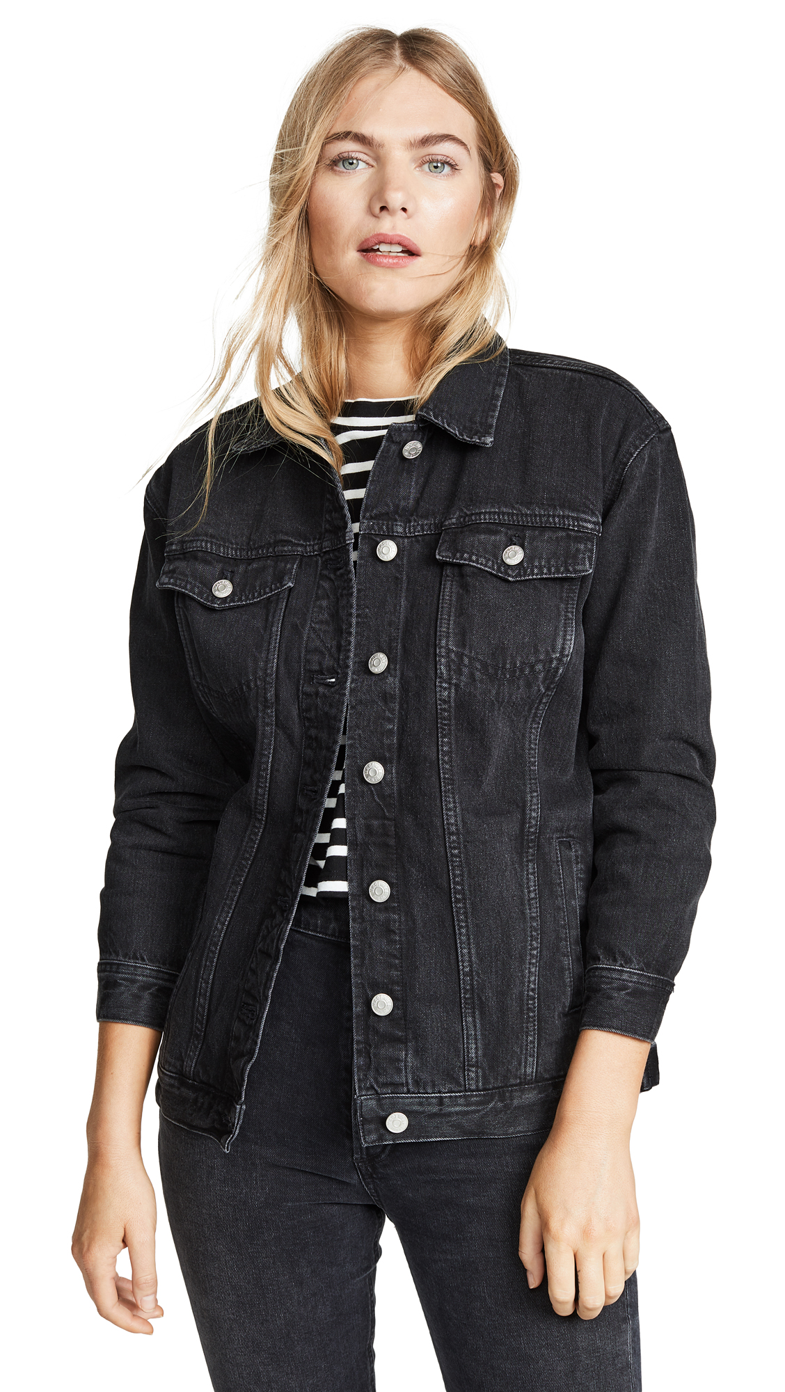 Buy Madewell Oversized Jean Jacket online beautiful Madewell Clothing, Jackets