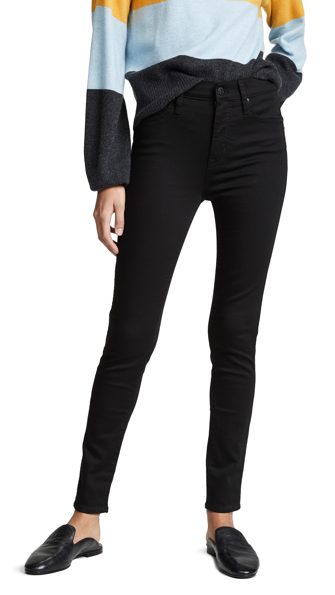 Buy Madewell online - photo of Madewell High Rise Skinny Jeans