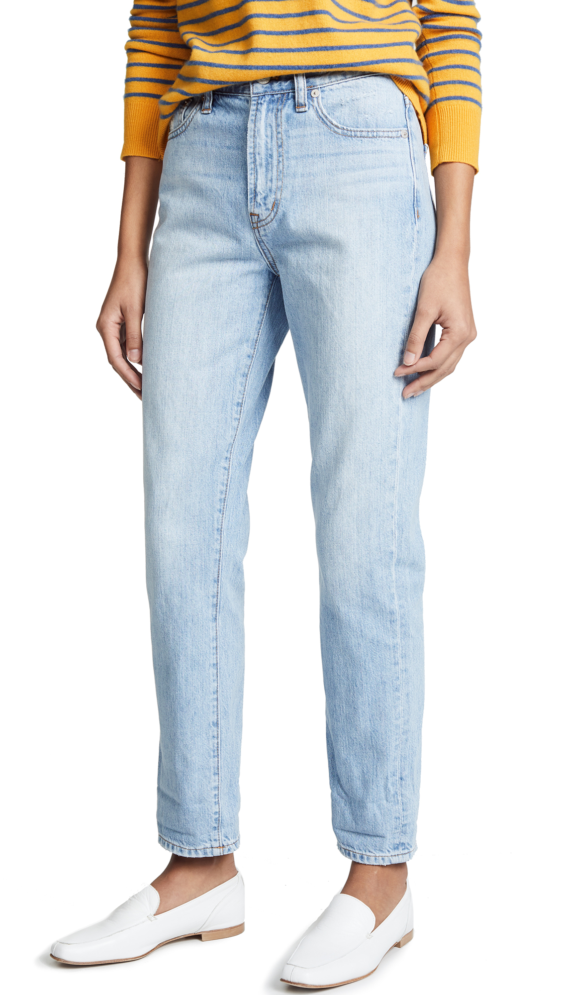 Madewell Perfect Summer Jeans - Fitzgerald Wash